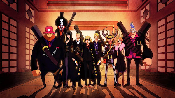 One Piece Strong World (BD) Sub Indo