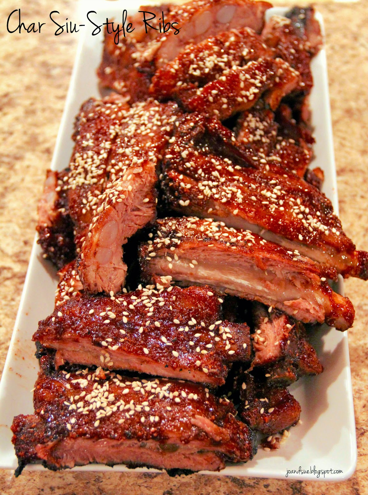 Jo and Sue: Char Siu-Style Ribs
