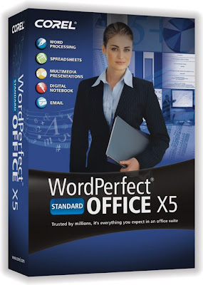 Corel WordPerfect Office X5 v15.0.0.512 + Keygen (2011)