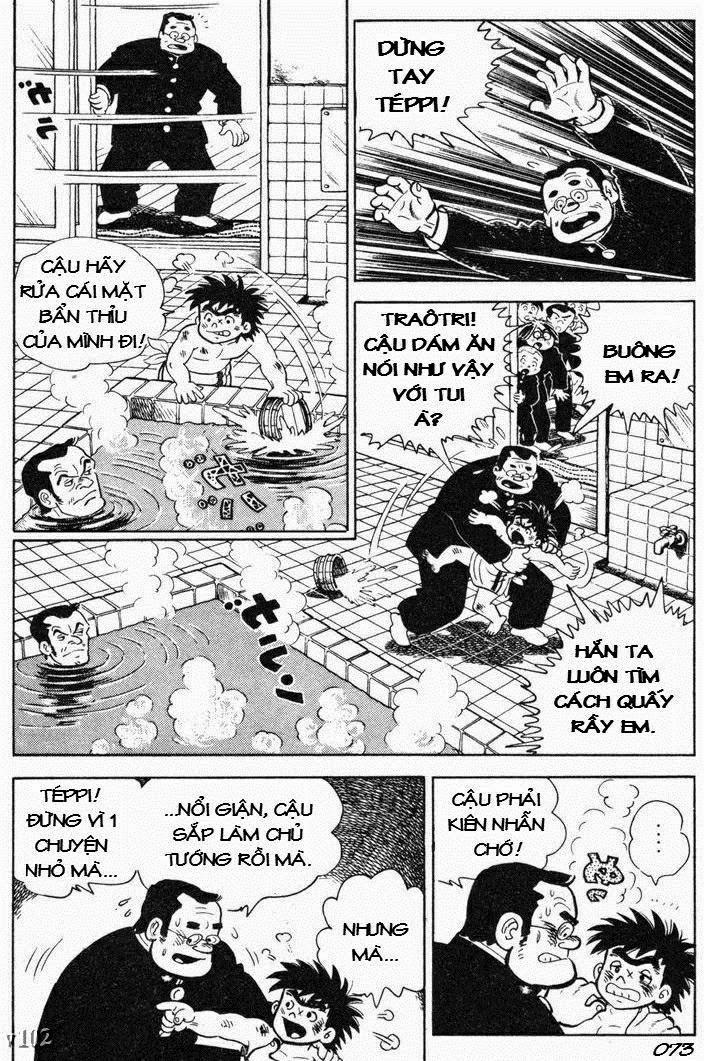 Siêu quậy Teppi chap 90 - Trang 28