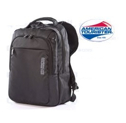 Snapedeal :Buy  backpack from American Tourister  At flat 51% off And 10% off with Bank cards from Rs. 765