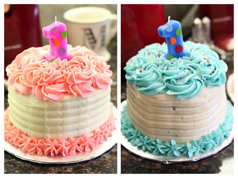 st birthday cake ideas twins Kaysmakehaukco