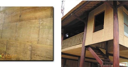 Woven Bamboo Wall Decor