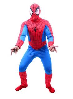 dicas de Fantasias de Homem-Aranha