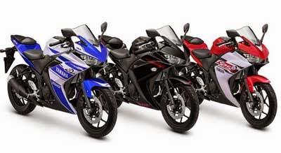 Yamaha R25 Pilihan Warna