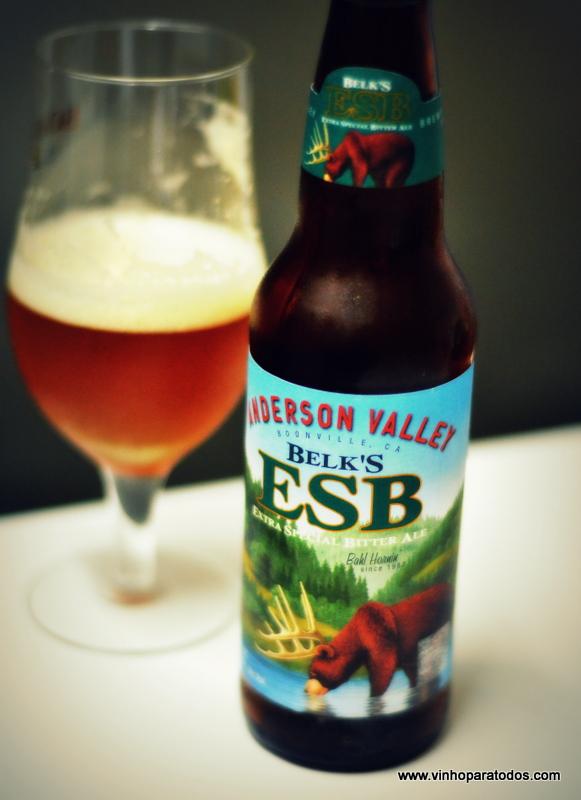 Cerveja do mês :: Anderson Valley Belk's Extra Especial Bitter