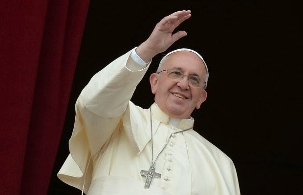 Pope Francis prays for Nigeria on Christmas message
