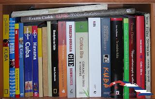Książki o Kubie