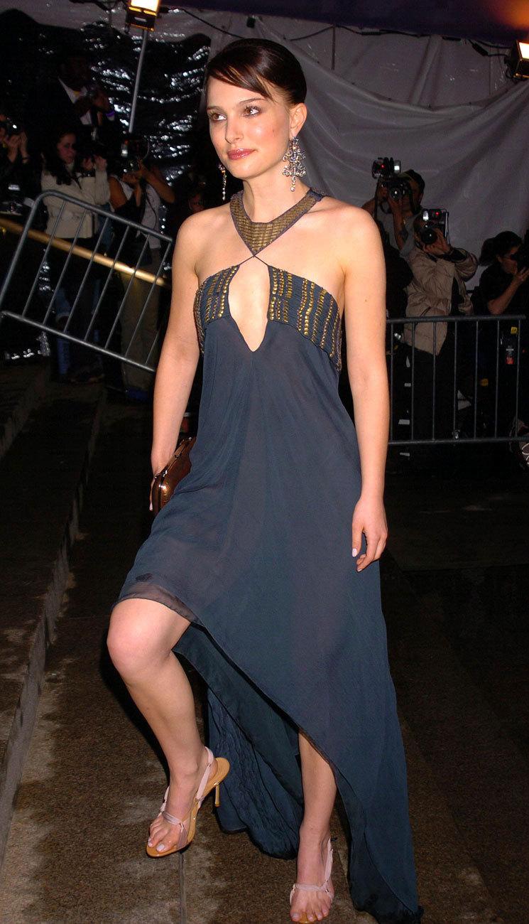Natalie Portman Natalie Portman Dress
