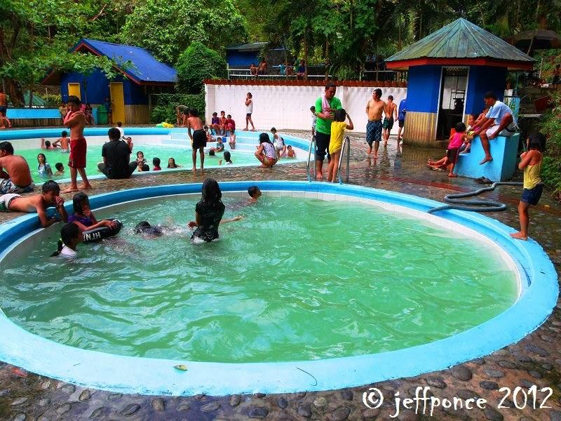 bisayang manlalakbay around the philippines swimming pool at hinulugang taktak in antipolo city