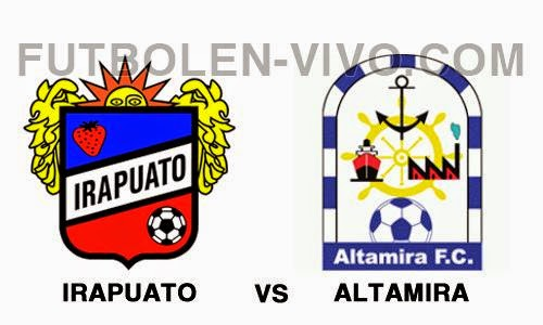 Irapuato vs Altamira