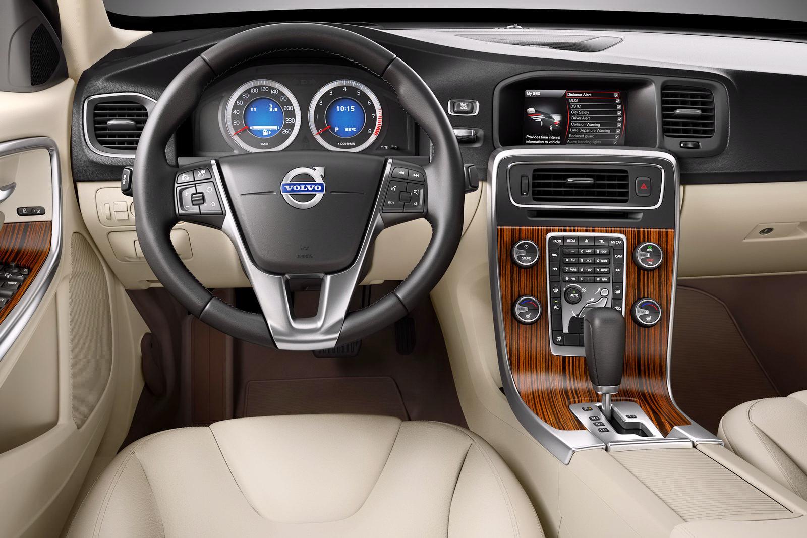 Volvo S60 2013 صور ومواصفات وأسعار فولفو S60 موديل 2013 ~ السيارات في مصر