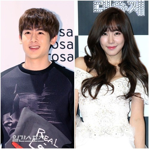 Nichkhun and victoria are really dating