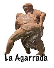 Lucha Canaria .La Agarrada.