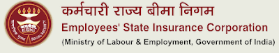 ESIC Recruitment 2015 Apply online esic.nic.in