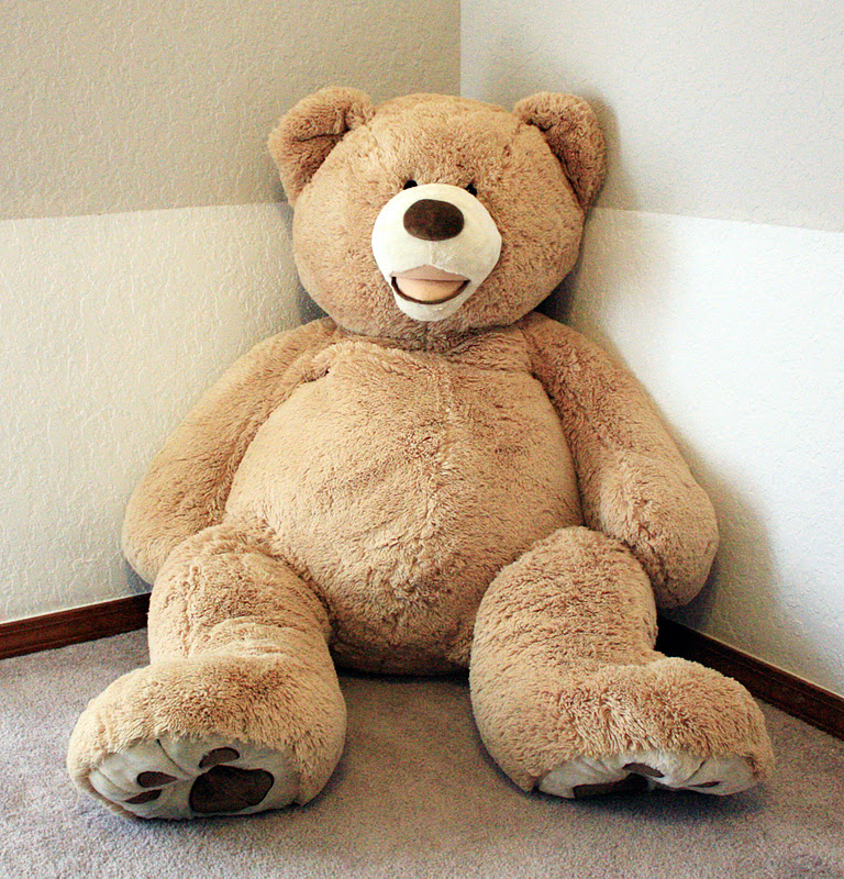 giant stuffed bear Giant Stuffed Bear