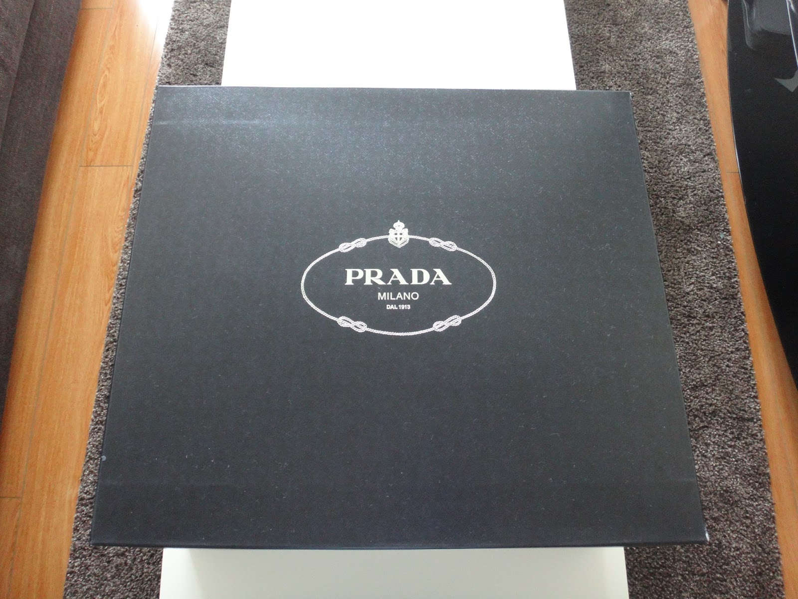 1eed49b87aa2 From Nada To Prada  Prada Saffiano Double Zip Tote