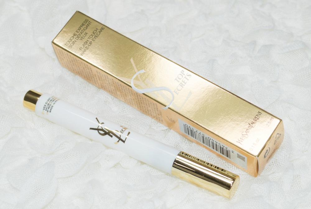 Yves Saint Laurent Top Secrets Flash Touch - Wake-up Eyecare