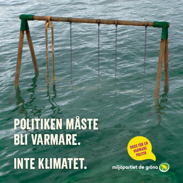 Rösta för en varmare politik i europa