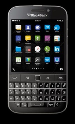 Harga Blackberry Classic Di Indonesia 2015