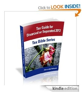 Free eBook Feature: Tax Guide for Divorced or Separated 2013