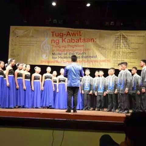 Ligao National High School Chorale