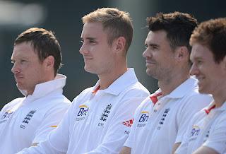 England-XI-v-Mumbai-A-England-players