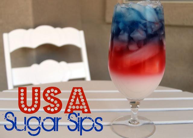 USA Sugar Sips