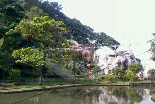 Kolam Air Panas Tirta Sanita Ciseeng Bogor