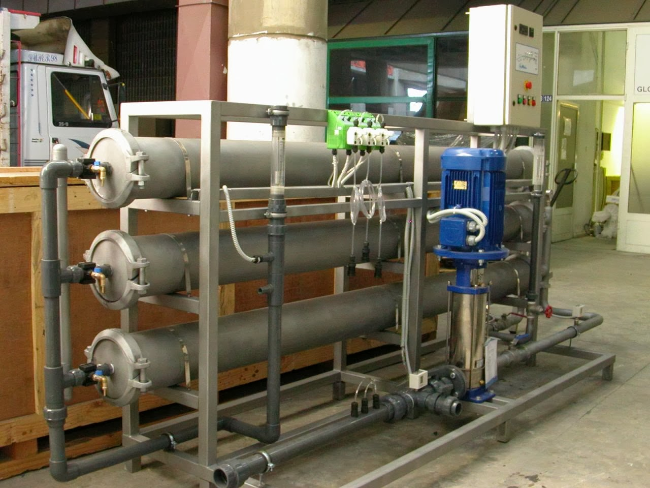 Wisar Water Treatment Technologies Ro Plants Process Flow Diagram Reverse Osmosis Plant