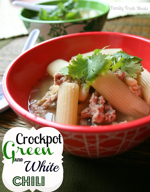 Cook quickly stove-top or simmer all day in the crockpot!