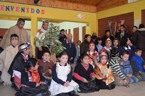 El alma de cayucupil 1er blog rural de la provincia de for Postulacion jardin junji 2016