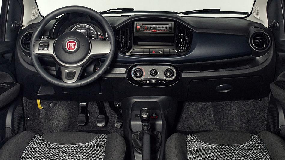 Lanzamiento fiat uno attractive 1 4 autoblog uruguay for Fiat attractive 2016