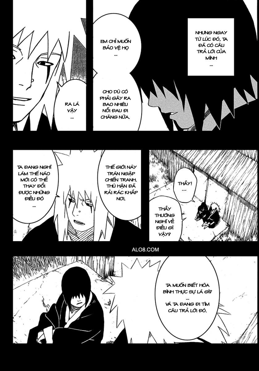 Naruto chap 446 Trang 8 - Mangak.info
