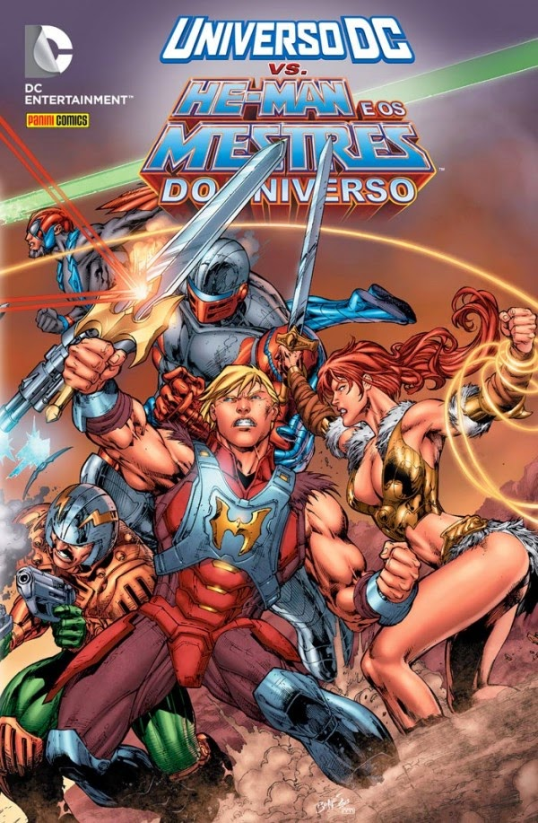 UDC vs He-man