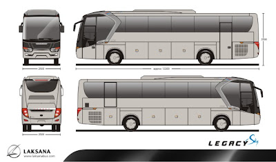 Design Legacy Sky SR-1