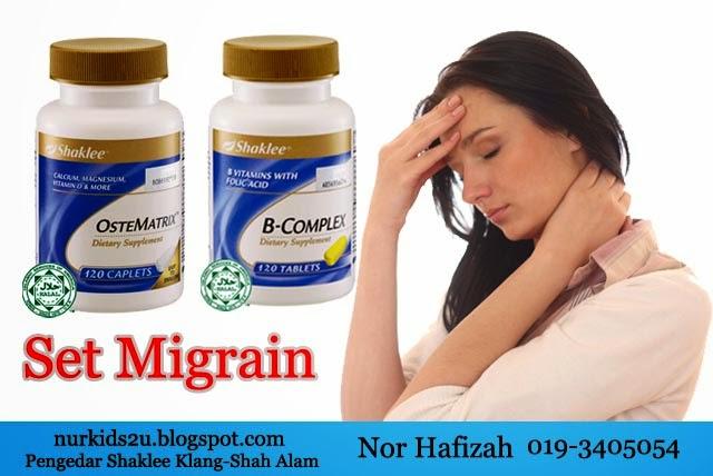 Migrain boleh merosakkan otak
