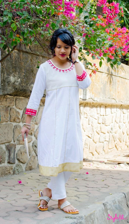 Kurta, Jewellery, Earrings, Bindi, Salwar, Indian, Traditional, Ethnic, Clutch, Side bun