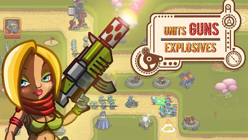 Steampunk Defense Premium Apk Android Full Version Pro Free Download