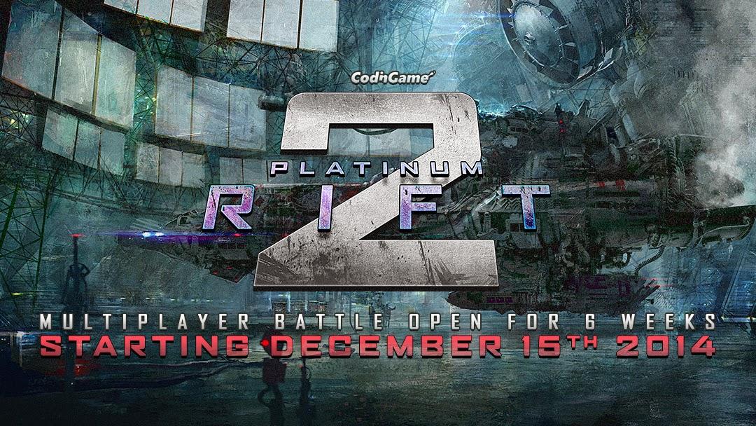 Platinum Rift 2