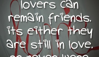 Past lovers love quotes