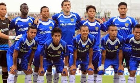 Jadwal 4 Pertandingan Terakhir Persib Bandung
