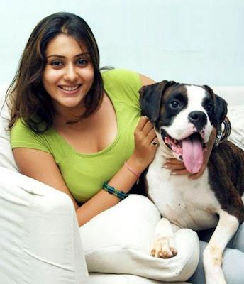 Namitha sexy picture