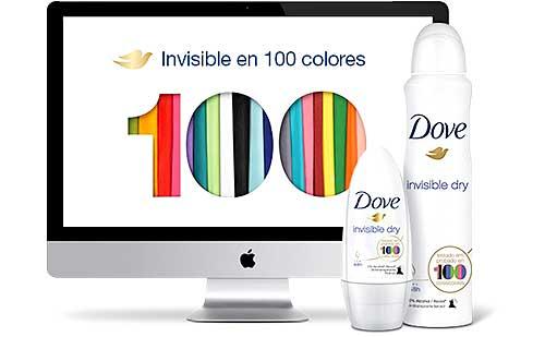 desodorante antimanchas