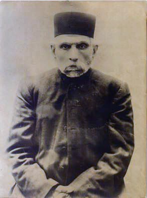 حاج آقا میرزا ابوطالب گیلانی