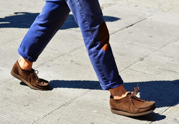 shoe street fashion for men แฟชั่นรองเท้าสำหรับผู้ชาย