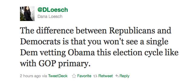 vetting republicans