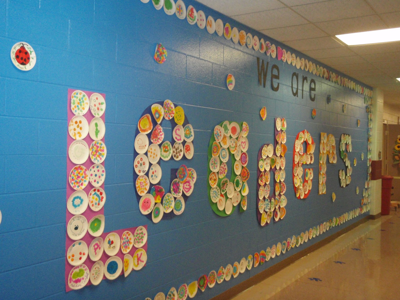Country heights leader in me pictures of great things at ches for 7 habits decorations