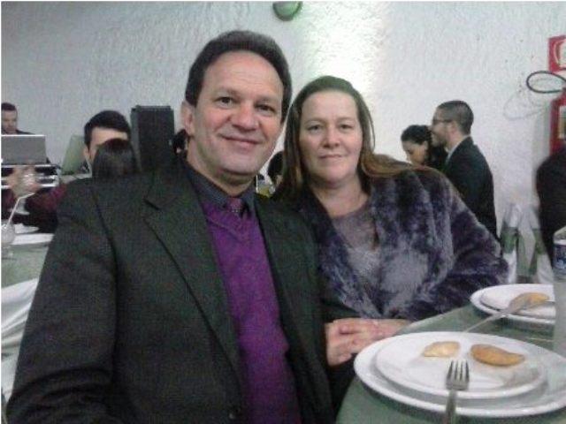 Pastor João Amilton e Pastor Martha Valéria