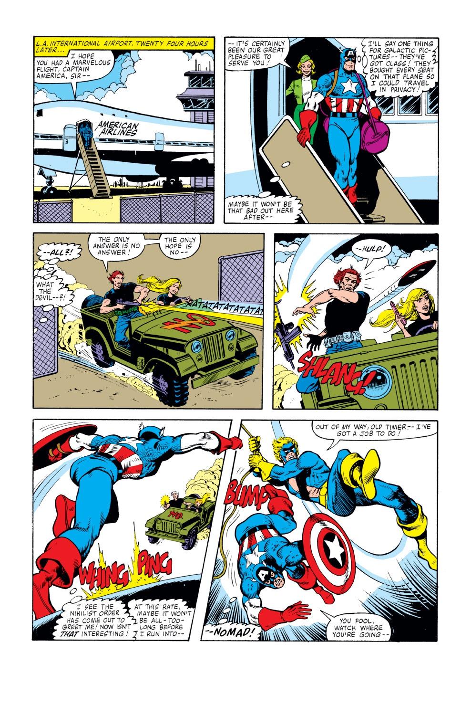 Captain America (1968) Issue #261 #176 - English 10